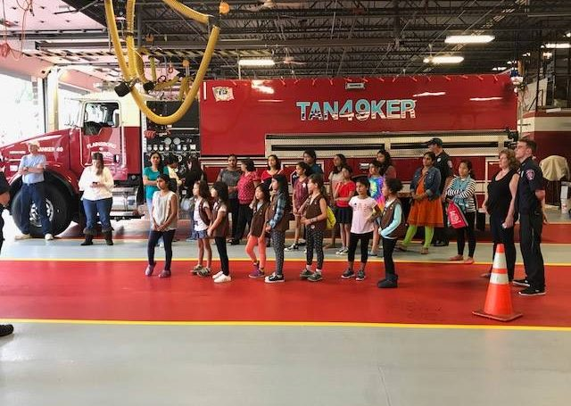 Open House & Tanker 49 Dedication