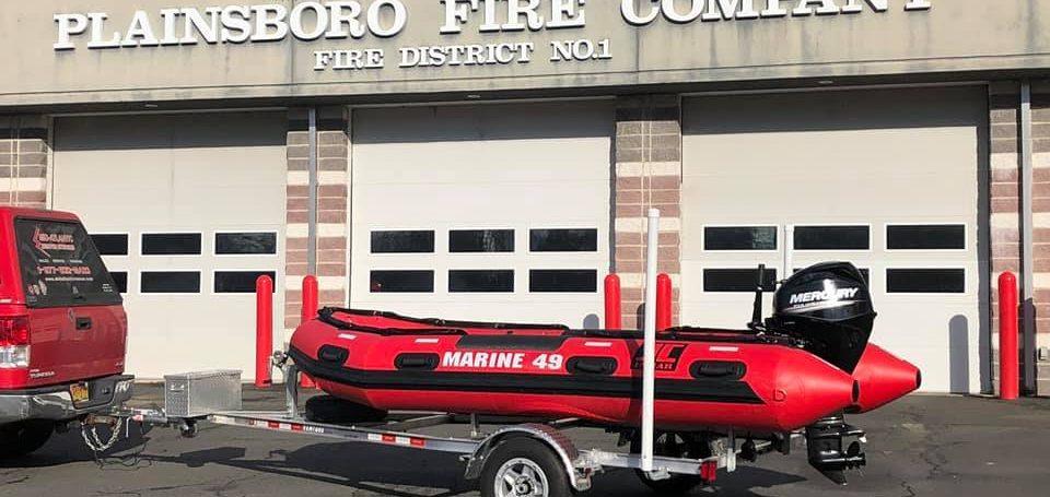 Welcome Marine 49 to the fleet!