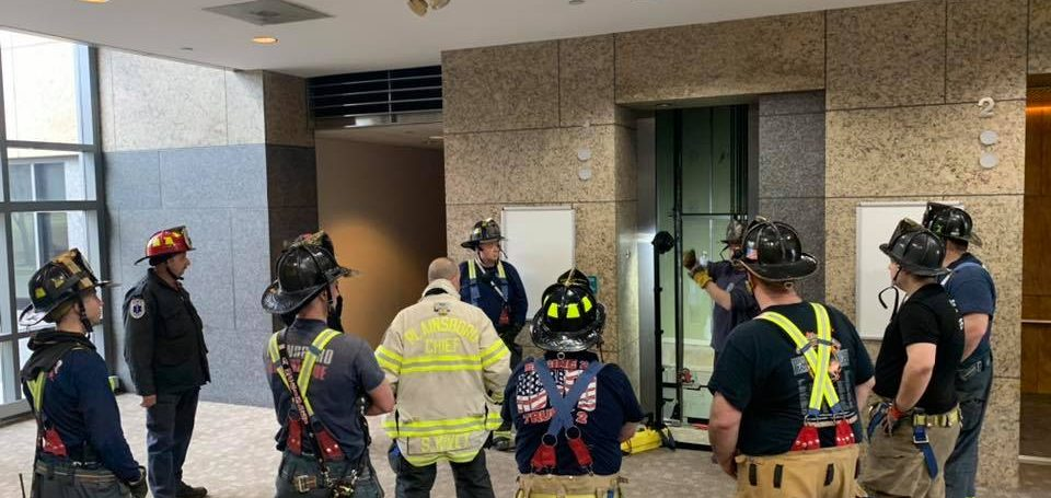 RIT Skills Training with Multiple Departments